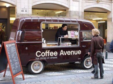 Платіжне рішення для мобільних кав'ярень - Екселліо